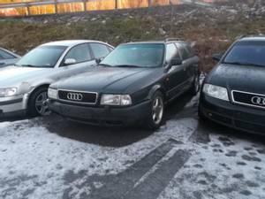 Bilde av Frontlykt Audi 80, 91-95 - venstre H4
